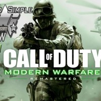 Call Of Duty: Modern Warfare Remastered ADG Short And Simple Review