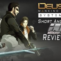 Deus Ex: Mankind Divided System Rift DLC ADG Short And Simple Review