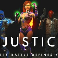 Sub-Zero, Starfire, And Red Hood Are The First Three For Injustice 2 DLC