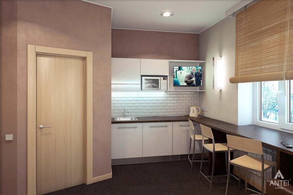 Дизайн интерьера гостиницы в г. Клинцы, Россия - фото №10