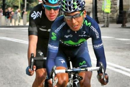 La Federación Colombiana de Ciclismo anunció una preselección de 16 pedalistas