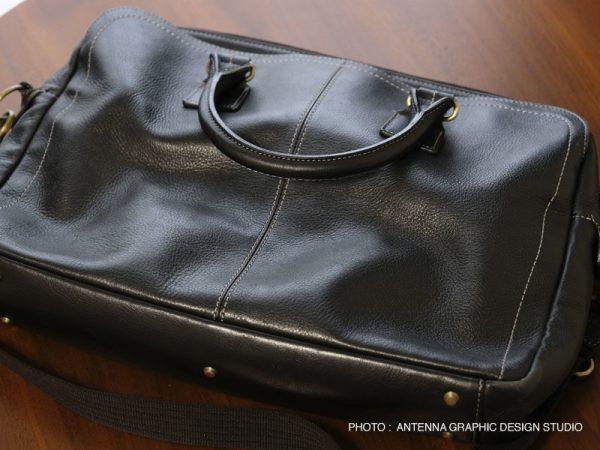 土屋鞄 Plota 防水ビジネスバッグ