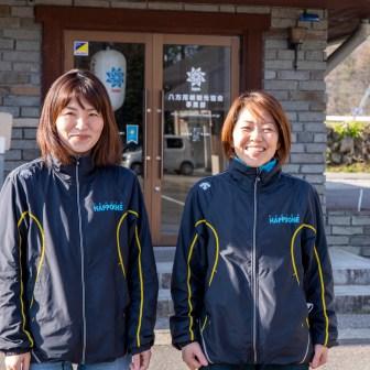 (取材に協力していただいたSDGsマーケティング部の太田美紀さん(左)と松澤瑞木さん(右)