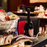 Обновленный «Икорный бар» в «Гранд Отеле Европа»