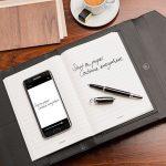 «Умная» ручка Montblanc