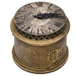 Выставка исторических часов XVI–XVII веков в Эрмитаже