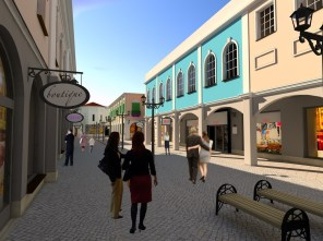 Zsar mall to the West_0