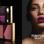 Новинки макияжа от Tom Ford