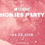 04.04 вечеринка Tinder в рамках Quiksilver New Star Camp