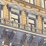 В центре Хельсинки открывается новый роскошный отель St. George