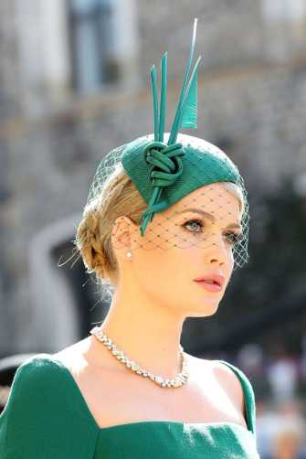 royal-wedding-guests-best-fascinators-kitty-spencer