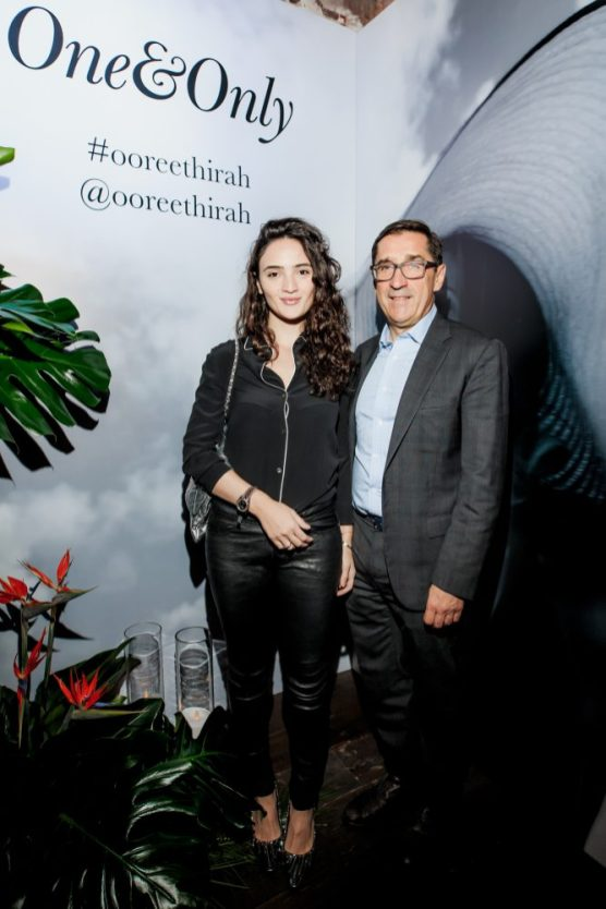 Овчаренко Владимир и Анна Гвасалия (АД Vladey основатель, коллекционер, директор Галереи «Риджина» и директор по коммуникациям)