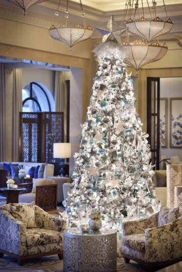 One_Only The Palm_Christmas Tree _ The Lounge
