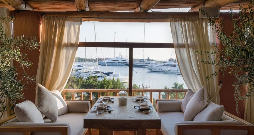 Novikov Restaurant & Bar in Porto Cervo