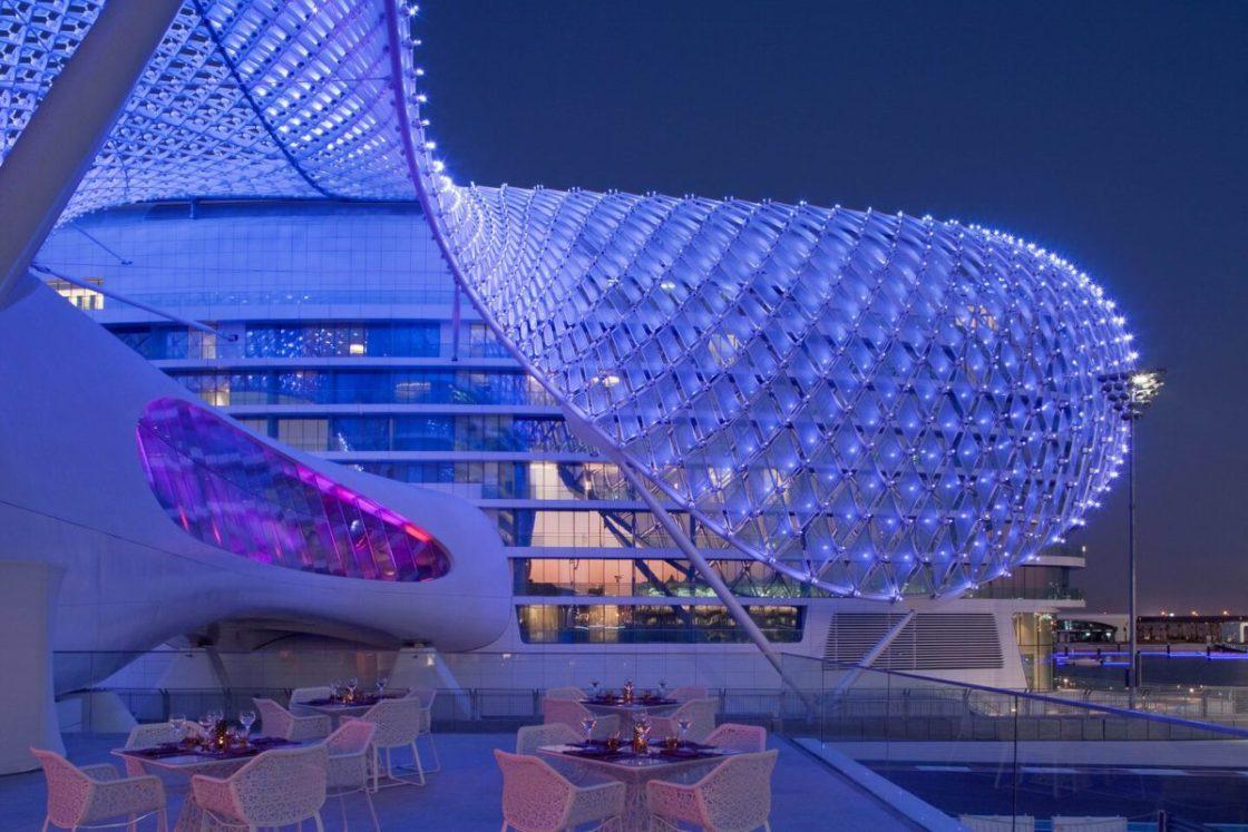 W Abu Dhabi — Yas Island