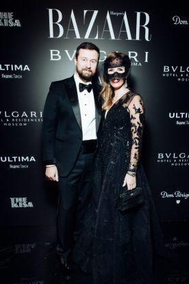 Екатерина Пучкова и Алексей Тюканько