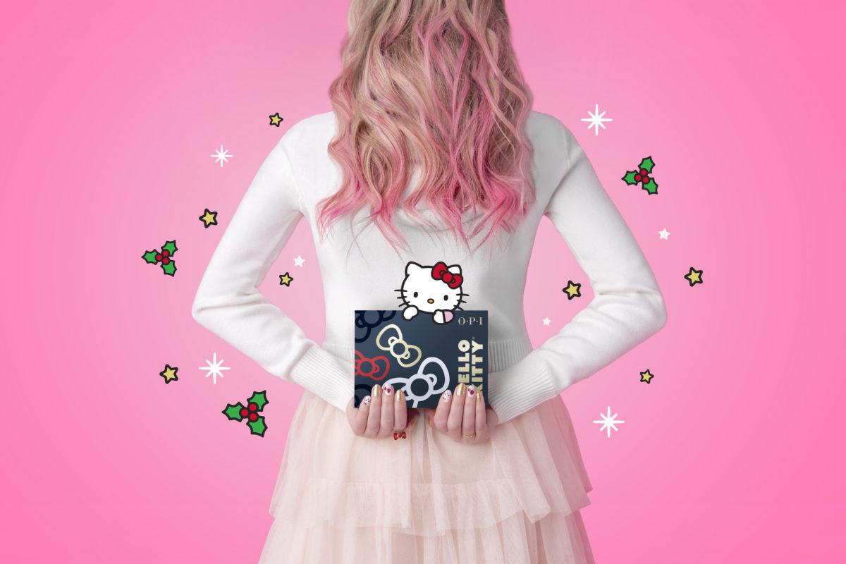 OPI&Hello Kitty