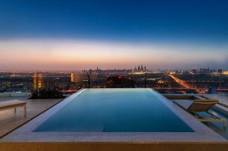 Pool_FIVE Jumeirah Village Dubai