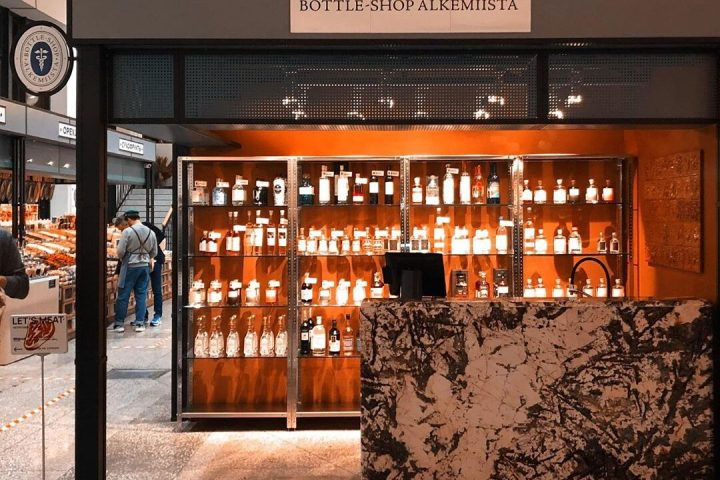 Bottle-Shop Alkemiista