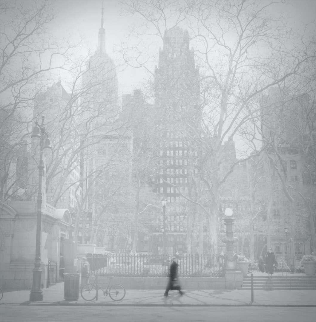 Город теней
