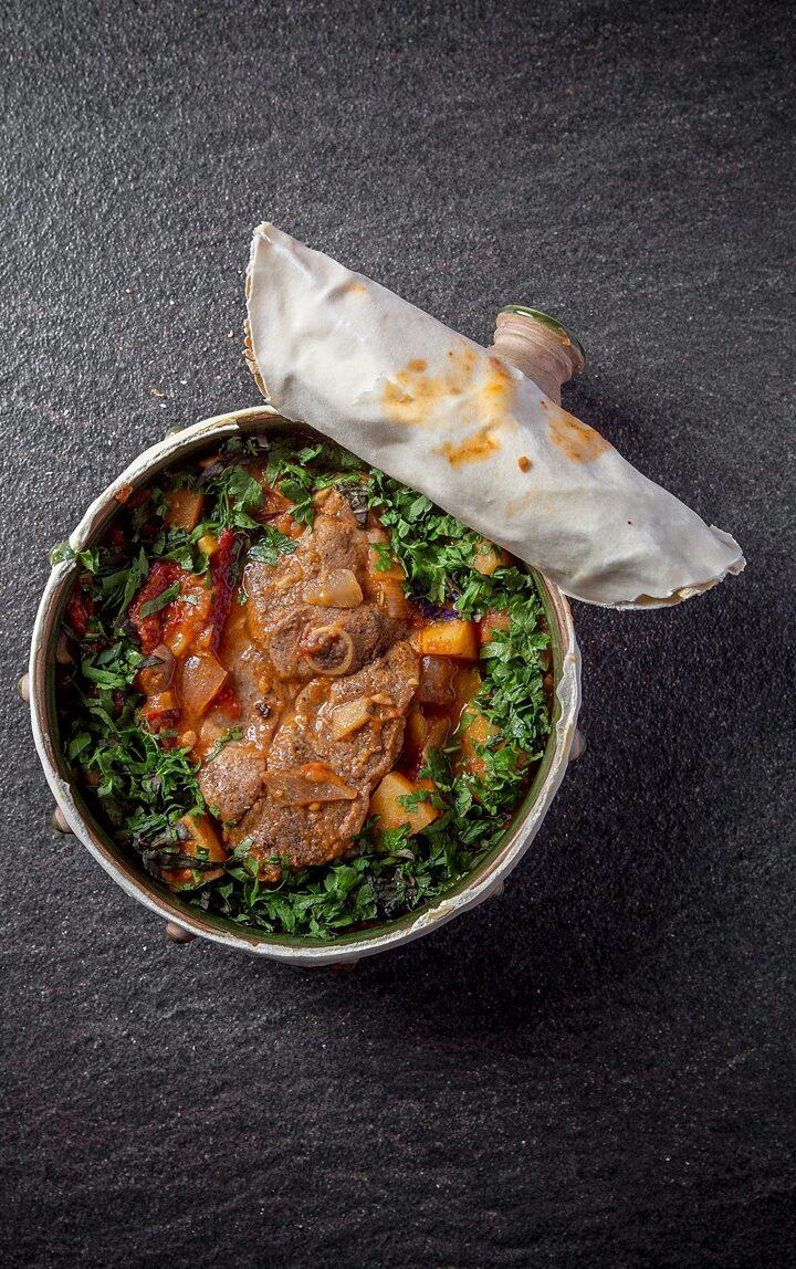 Старейший армянский ресторан Москвы «Ноев ковчег» удивляет новым меню