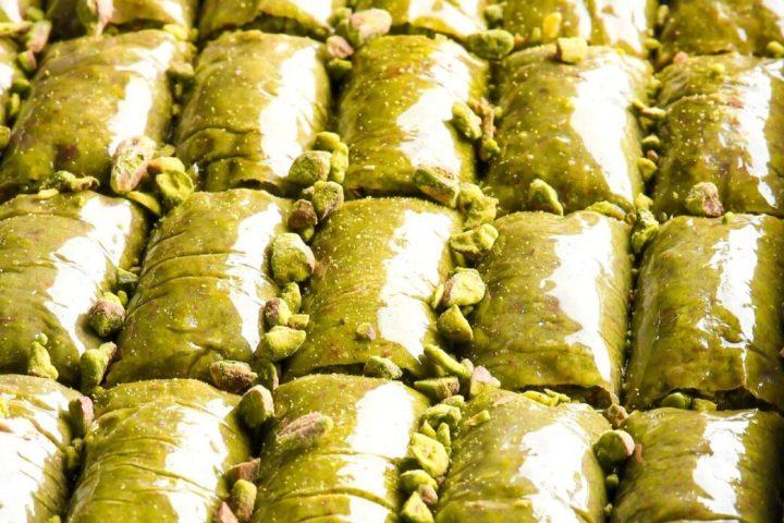 Турецкая баклава
