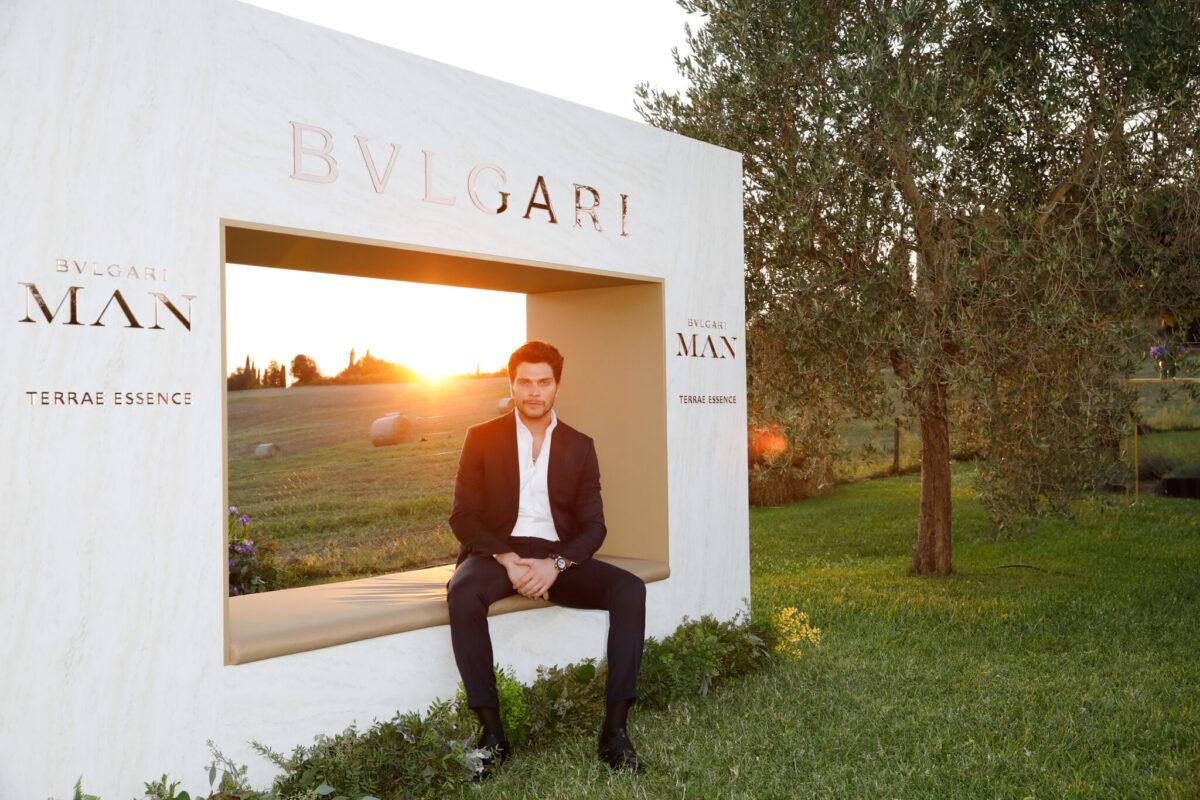 Bulgari Man Tarrae Essence Launch Event