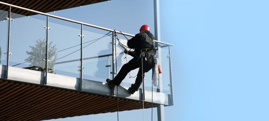 Nyt Samarbejde Med Safework Om Faldsikring
