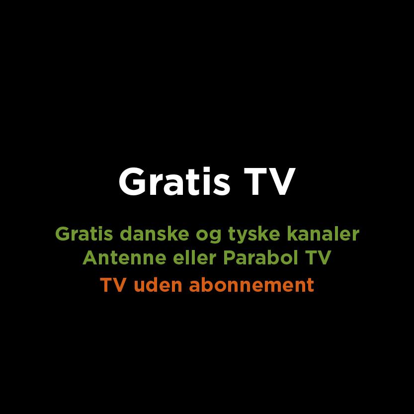 Betal Kun For Installation Og Evt. TV Boks