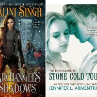"COVER REVEAL: ""Archangel's Shadows"" e ""Stone Cold Touch"""