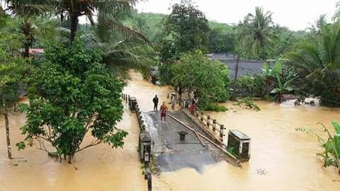 Banjir Melanda Kabupaten Lebak, Pemerintah Diminta Gerak Cepat