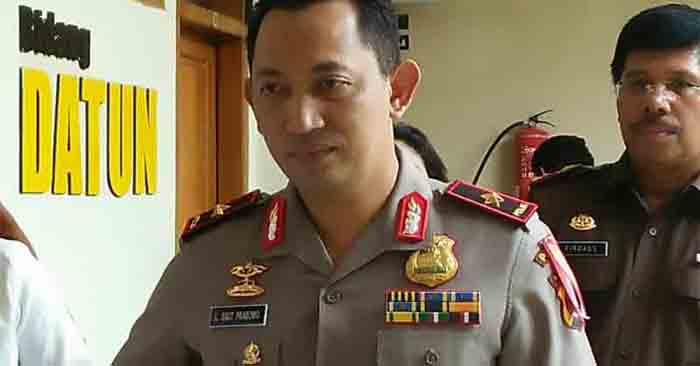 Kapolda Banten Minta Warga Tak Termakan Isu Hoax Saat Pilkada