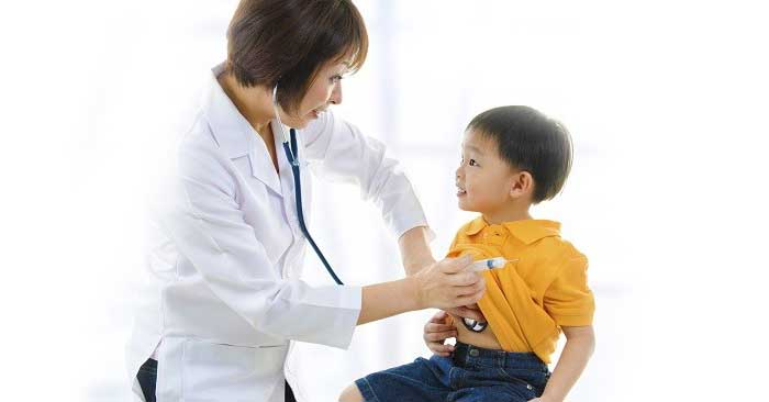 Mengobati Muntah Pada Anak, Penyebab Anak Muntah