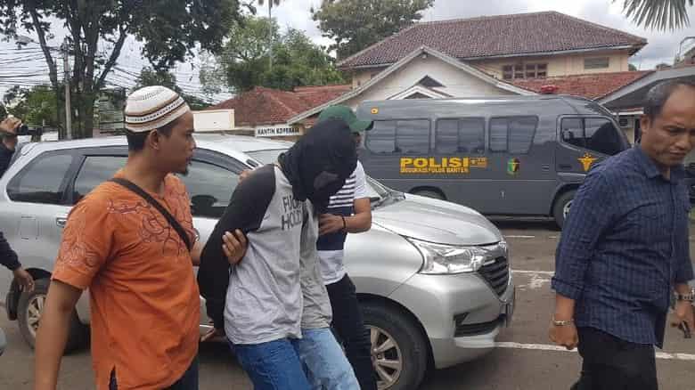 Enam Pelaku Pembunuh Siswa Bogor di Duga dari Kelompoik All Base 55