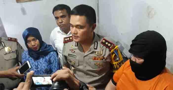 Polres Metro Tangerang Gerebek Pabrik Miras jenis Ciu