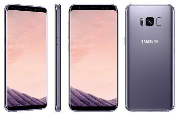 Harga Samsung Galaxy S8 dan Galaxy S8 Plus