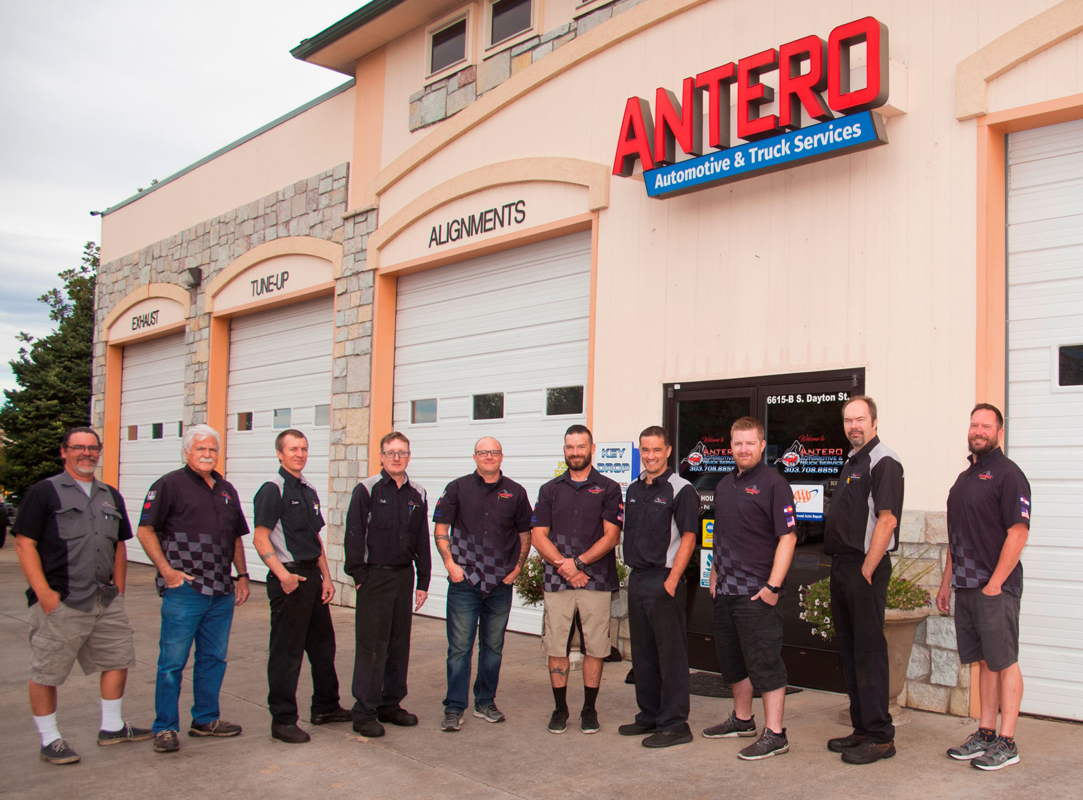Automotive Service Manager Training Our Team Antero Auto Truck