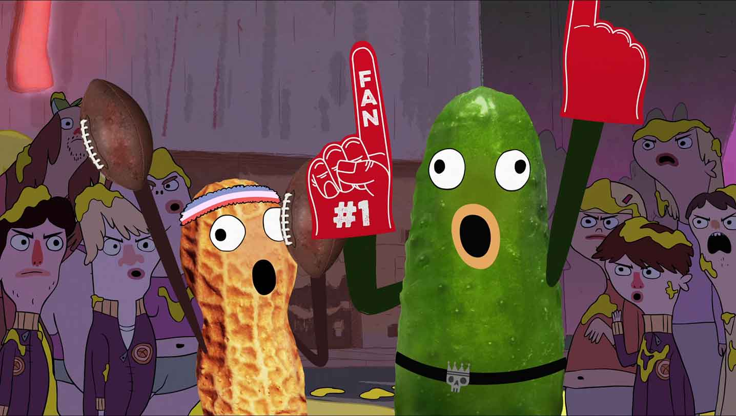 Ant Farm Pickle and Peanut ESPN Pickle and Peanut ESPN