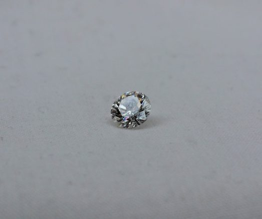A loose round brilliant cut diamond approximately 1.2 carats, approximately 0.30 grams. Sold for £1,400 at Anthemion Auctions