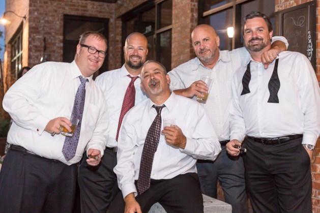- Kansas City Wedding Photographer | Aspen Room Wedding | Downtown Lee's Summit Weddings | Lees Summit Wedding Photographer - www.anthem-photo.com - 069