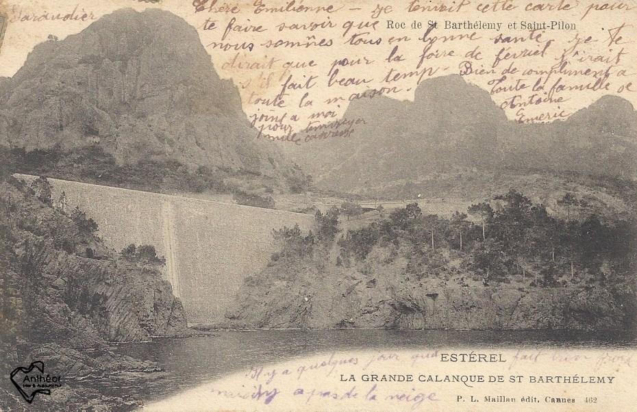 La Grande Calanque de St Barthelemy