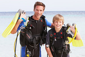 Diving For Kids