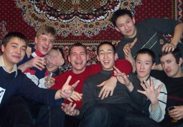 Рэп-группе «Муравейник» 15 лет!
