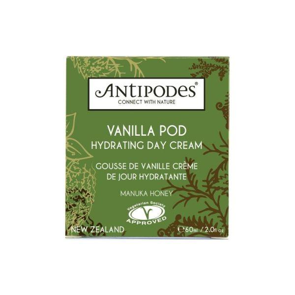 Crème vanilla pod Antipodes boite