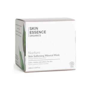 Boite Masque exfoliant à l'argile Nurture Skin Essence