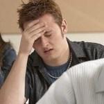 Το νεανικό στρες δημιουργεί προβλήματα συμπεριφοράς