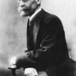 Ο θεμελιωτής της κοινωνιολογίας Εμίλ Ντυρκέμ