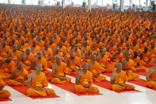 buddhism-monks