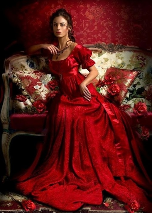 woman-art-in-red