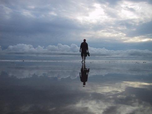 man-walks-on-water